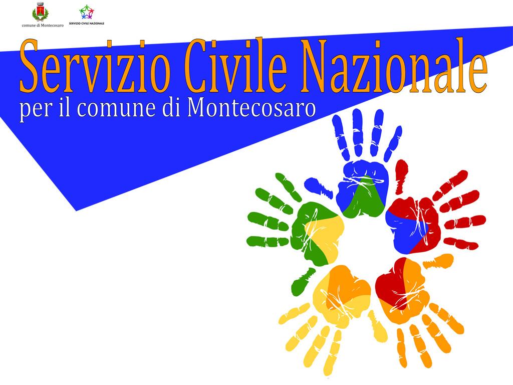 servizio civile nazionale per il Comune di Montecosaro